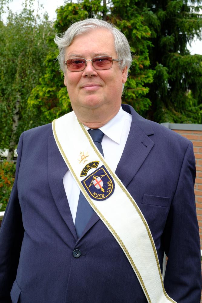 Le mot du Président de l'URA - Christian Rimbert